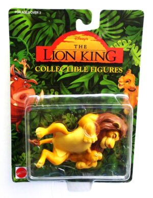 "Disney's The Lion King 1994 (Original Feature Film Movie Collectible Figures) ""Rare-Vintage (1994)"