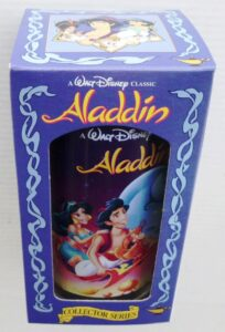 Walt Disney (Aladdin) Classic 1995-1996 Collection (2)