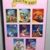 Walt Disney (Beauty And The Beast) Classic 1995-1996 Collection (6)