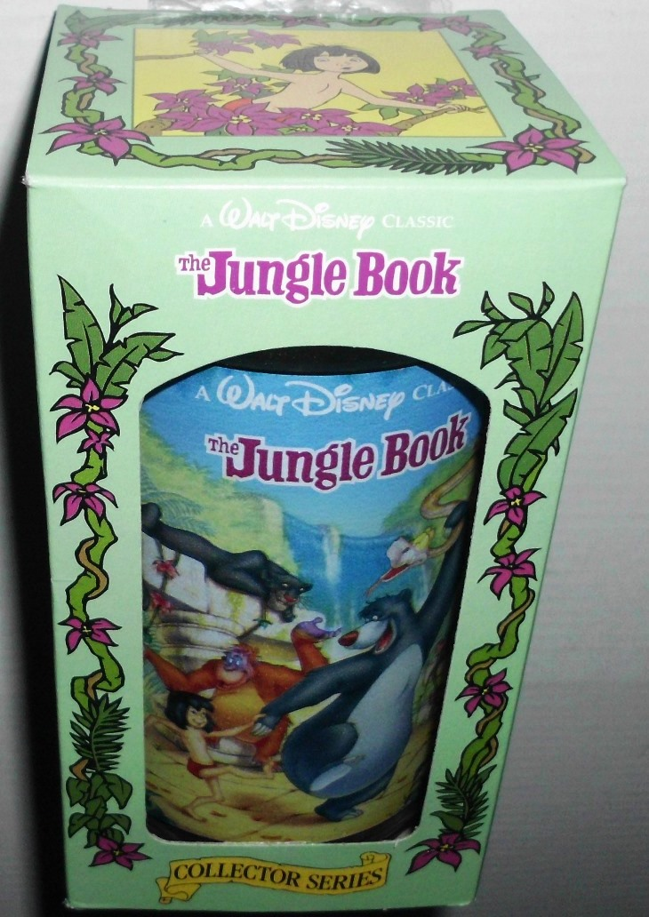 Walt Disney (Jungle Book) Classic 1995-1996 Collection (2)