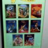 Walt Disney (Jungle Book) Classic 1995-1996 Collection (6)