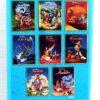 Walt Disney (Peter Pan) Classic 1995-1996 Collection (6)
