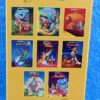 Walt Disney (Pinocchio) Classic 1995-1996 Collection (6)