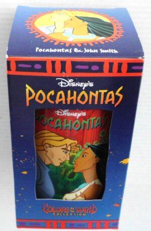 Walt Disney (Pocahontas & John Smith) Classic 1995-1996 Collection (2)