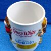 Walt Disney (Snow White And The Seven Dwarfs) Figural Plastic Mug World On Ice 1995 Collection (6)