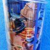 Walt Disney Store (Pocahontas Plastic Decor Glass) 1996 Collection (7)
