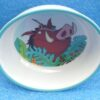 Walt Disney Store (The Lion King Plastic Decor Bowl) 1996 Collection (2)
