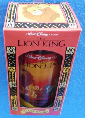 Walt Disney (The Lion King) Classic 1995-1996 Collection (2)