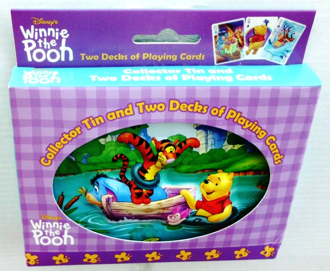 Walt Disney (Winnie The Pooh) Classic 2001 Collection (2)