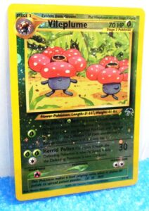 17-18 Vileplume Southern Island Collection Promo Reverse Holo Foil-2001 (1)