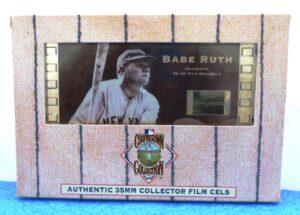 Babe Ruth 35MM (Authentic Film Cels Originals-1996) (0)