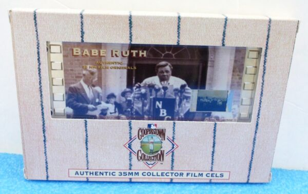 Babe Ruth 35MM (Special Edition Authentic Film Cels Originals) (1)
