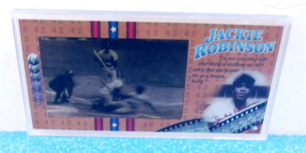 Jackie Robinson (Authentic Lenticular Cels-2) (2)
