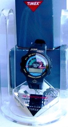 """Star Trek Watch (""""THE CHRONOSCANNER"""" Wrist Watch) Collection """"Rare-Vintage"""" (1993)"""