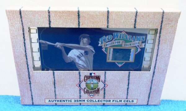 Ted Williams 35MM (Authentic Collector Film Cels) (1)