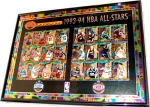 """Topps Finest Vintage """"NBA Collector Cards"""" (Topps Finest Series Vintage Collection) Rare-Vintage (1988-1999)"""