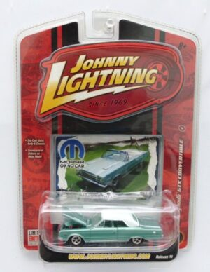"Johnny Lightning (Mopar or No Car Limited Edition Series) Vintage 1/64 Scale Die-Cast Vehicles (Johnny Lightning Collection Series) ""Rare-Vintage"" (2007-2008)"