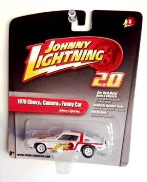 "Johnny Lightning (JL 2.0 Edition Long Black Cards Vintage Series) 1/64 Scale Die-Cast Vehicle"" (Johnny Lightning Collection Series) ""Rare-Vintage"" (2009-2011)"