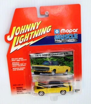 """Johnny Lightning Authentic Replicas """"Vintage Mopar Muscle Series"""" 1:64 Scale Die-Cast Vehicles (Limited Edition & Real Wheels Series Collection) """"Rare-Vintage"""" (2000-2001)"""