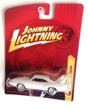 "Johnny Lightning (JL Forever 64 Edition Short Red Cards Vintage Series) 1/64 Scale Die-Cast Vehicle"" (Johnny Lightning Collection Series) ""Rare-Vintage"" (2009-2011)"