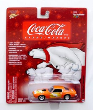 "Johnny Lightning (Coca-Cola Vintage Series Collection) 1/64 & 1/43 Scale Die-Cast Vehicle (Johnny Lightning Collection Series) ""Rare-Vintage"" (1997-2004)"