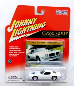 "Johnny Lightning (Classic Gold Limited Edition Series) 1/64 Scale Die-Cast Vehicle"" (Johnny Lightning Collection Series) ""Rare-Vintage"" (2002-2006)"