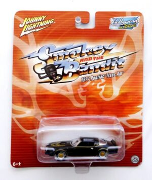 "Johnny Lightning (Hollywood On Wheels Limited Edition Vintage Series) 1/64 Scale Die-Cast Vehicle"" (Johnny Lightning Collection Series) ""Rare-Vintage"" (1998-2004)"