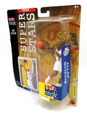 Allan Houston (USA NBA Super Stars Series) Limited Edition 2000 White (7)