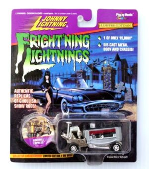 """Johnny Lightning Authentic Replicas """"Vintage Frightning Lightning Series"""" 1:64 Scale Die-Cast Vehicles (Limited Edition & Real Wheels Series Collection) """"Rare-Vintage"""" (1995-1998)"""
