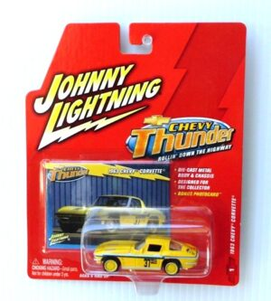 """Johnny Lightning (Vintage Exclusive, Special And Limited Edition Die Cast Multi-Scale Vehicle Collection) """"Rare-Vintage"""" (1993-2017)"""