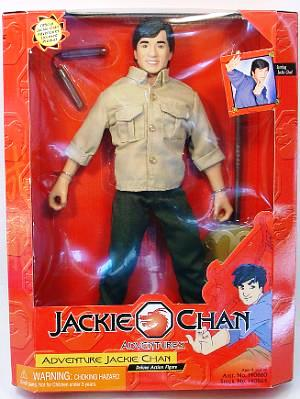 """Jackie Chan (Vintage 12"""" Edition Action Figure Collection Series) """"Rare-Vintage"""" (1993-2001)"""