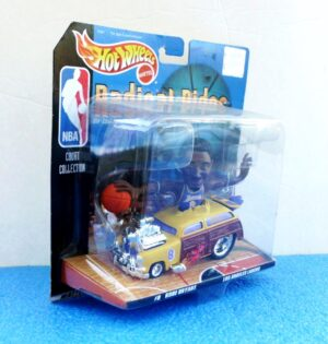 Kobe Bryant (Hot Wheels Radical Rides Lakers) (3)
