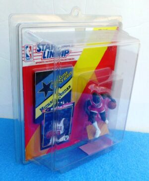 Michael Jordan (1992 Superstar Poster & Collector Card Series) (4)