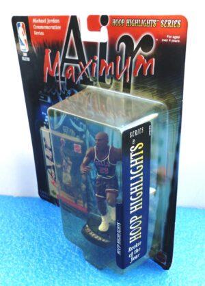 Michael Jordan (Maximum Air Rookie Of The Year Hoop Highlights) (6)
