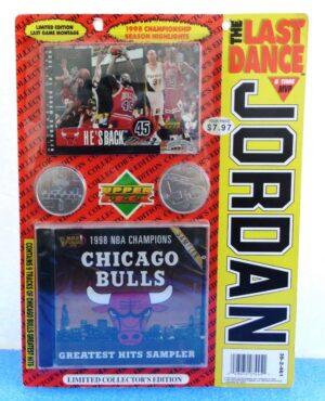 Michael Jordan (The Last Dance 6) Time MVP-1998 Championship Season (2)