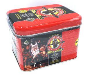 Michael Jordan (Tin Set UD Choice 8-Pack NBA Finals Shots-1998) (4)