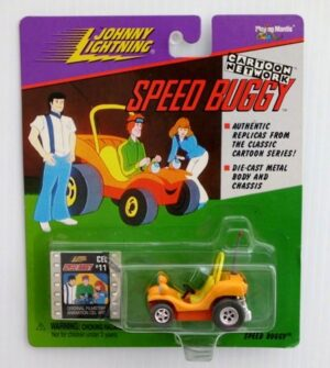"Johnny Lightning (Wacky Races Vintage Series Collection) 1/64 Scale Die-Cast Vehicles (Johnny Lightning Collection Series) ""Rare-Vintage"" (1997-1999)"