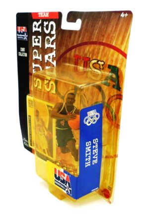 Steve Smith (USA NBA Super Stars Series) Limited Edition 2000 Blue (5)