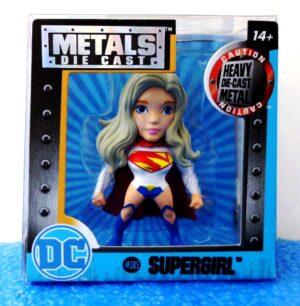 Supergirl (M385) Variant (DC Metals Die Cast 2.5-2016) (0)