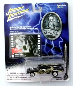 "Johnny Lightning (Monsters Limited Edition Vintage Series) 1/64 Scale Die-Cast Vehicle (Johnny Lightning Collection Series) ""Rare-Vintage"" (2004-2005)"