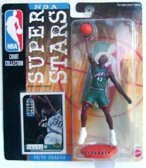 Vin Baker (NBA Super Stars Of The west Series 98-99 season) Green