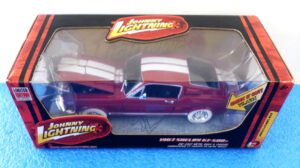"Johnny Lightning (""White Lightning Chase Limited Editions"") Multi-Scale Die-Cast Vehicles w/White Tires & Chassis (Collection Series) ""Rare-Vintage"" (1997-2009)"