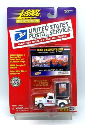 USPS (1978 Dodge Li'l Red Express) (1)