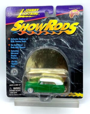 """Johnny Lightning Authentic Replicas """"Vintage Show Rods! Collection Series"""" 1/64 Scale Die-Cast Vehicle (Johnny Lightning Collection Series) """"Rare-Vintage"""" (1998-1999)"""