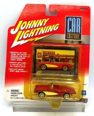 "Johnny Lightning Authentic Replicas ""Vintage Car Culture Art Cars Series Collection"" 1:64 Scale Die-Cast ""Rare-Vintage"" (2001-2003)"