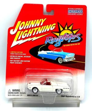 Vintage 1962 Thunderbird SR (1)
