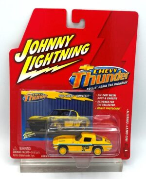 """Johnny Lightning Authentic Replicas """"Vintage Chevy Thunder Series Collection"""" 1:64 Scale Die-Cast """"Rare-Vintage"""" (2004-2005)"""