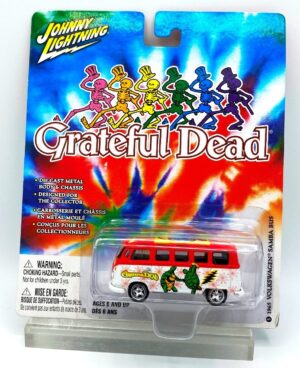 "Johnny Lightning Authentic Replicas ""Vintage Grateful Dead Series Collection"" 1:64 Scale Die-Cast ""Rare-Vintage"" (2004-2006)"