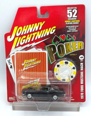 Vintage 1970 Ford Mustang Mark 1 Poker (1)