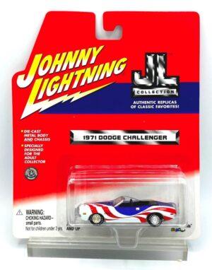 "Johnny Lightning Authentic Replicas ""Vintage JL Collection Authentic Replicas Of Classic Favorites!"" 1:64 Scale Die-Cast ""Rare-Vintage"" (2001-2003)"